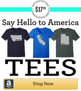 Say Hello To America Tees